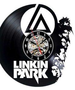 Horloge Murale Vinyle Linkin Park