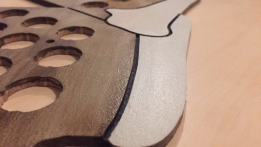 kroonkrukverzamelaar bierglazen close-up