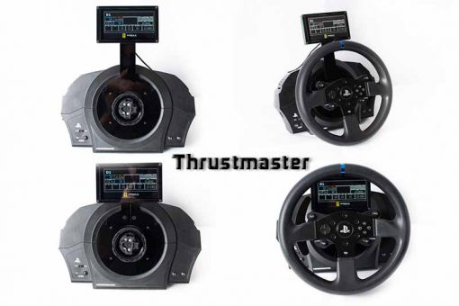 KGL sim racing magnetic mount thrustmaster
